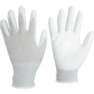 [静電気防止手袋]ミドリ安全(株) ミドリ安全 静電気拡散性手袋(手のひらコート)S 10双入 MCG600NS 1袋【821-9590】