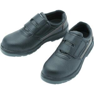 [プロテクティブスニーカー(JSAA A種認定)]ミドリ安全(株) ミドリ安全 先芯入り作業靴 マジックタイプ DSF−02 25.5 DSF0225.5 1足【825-8306】