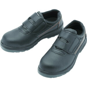 [プロテクティブスニーカー(JSAA A種認定)]ミドリ安全(株) ミドリ安全 先芯入り作業靴 マジックタイプ DSF−02 26.5 DSF0226.5 1足【825-8308】