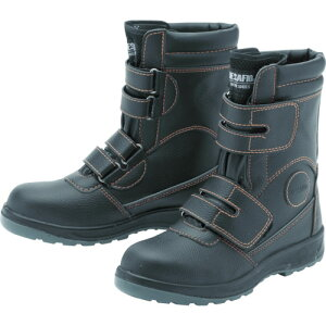 [プロテクティブスニーカー(JSAA A種認定)]ミドリ安全(株) ミドリ安全 先芯入りハイカット作業靴 マジックタイプ DSF−035 28.0 DSF3528.0 1足【825-8321】