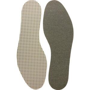 [中敷](株)ノサックス ノサックス 安全靴用踏抜き防止中敷 Mサイズ(24.5−25.0CM) SKA106M 1足【829-0972】