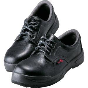 [プロテクティブスニーカー(静電タイプ・JSAA A種認定)](株)ノサックス ノサックス  耐滑ウレタン2層底 静電作業靴 短靴 22.0CM KC005522.0 1足【829-0980】