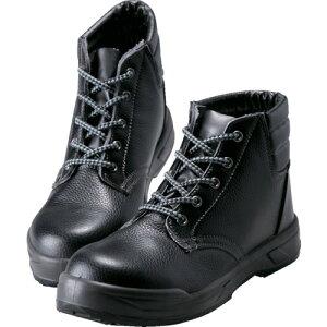 [プロテクティブスニーカー(静電タイプ・JSAA A種認定)](株)ノサックス ノサックス  耐滑ウレタン2層底 静電作業靴 中編上靴 26.5CM KC006626.5 1足【829-1001】