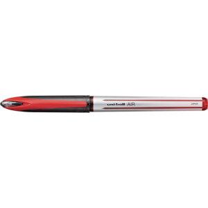 [ボールペン]三菱鉛筆(株) uni ユニボールエア0.7mm赤 UBA20107.15 1本【835-3504】