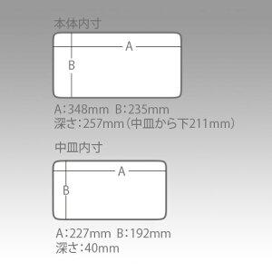 [樹脂製工具箱]明邦化学工業(株)メイホーバケットマウスBM−5000オレンジBM-5000OR1個【794-4497】