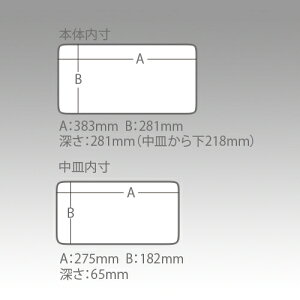 [樹脂製工具箱]明邦化学工業(株)メイホーバケットマウスBM−7000ブルーBM-7000BL1個【794-4527】