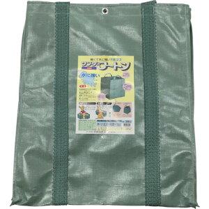 [収納袋](株)ユタカメイク ユタカ 収集袋 ワンダーフートン 63×63×75 300リットル W-12 1個【367-8016】