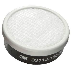 3M有機ガス用吸収缶3311J-100