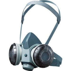 [取替式防じんマスク(RL2国家検定合格品)](株)重松製作所 シゲマツ 取替え式防塵マスク DR28SU2K-M 1個【420-3348】