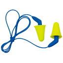 [耳せん]スリーエム ジャパン(株) 3M 耳栓 E−A−R プッシュインス ひも付き 318−4001 318-4001 1組【422-3811】