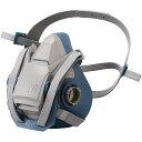 [防毒マスク]スリーエム ジャパン(株) 3M 防毒マスク面体 6500QL Lサイズ 防じんマスク兼用(区分2) 6500QL…