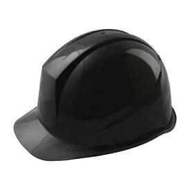 [透明バイザーヘルメット]ミドリ安全(株) ミドリ安全 αライナーヘルメット SC−11PCL DR α ブラック/スモーク SC-11PCLDR-ALPHA-BK/S 1個【789-0362】
