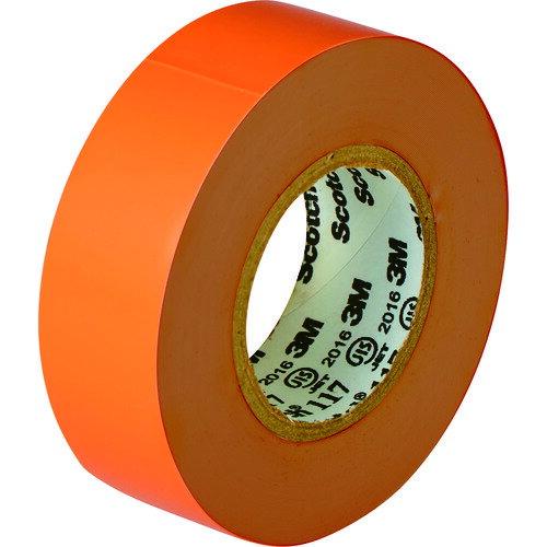[ビニールテープ]スリーエム ジャパン(株) 3M ビニールテープ 117 橙 19mmX10m 10巻入り 117 ORA 10 10P 1Pk【116-4722】