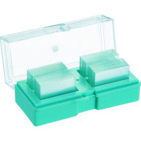[顕微鏡用品]トラスコ中山(株) TRUSCO カバーガラス24x24x0.16mm 200枚/箱 CB2424 1箱【122-9777】