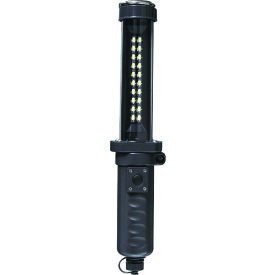 [ハンドライト(LED)](株)ハタヤリミテッド ハタヤ 充電式LEDジョーハンドランプ LW-10N 1台【136-4625】