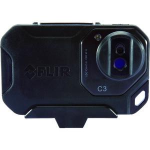 [赤外線サーモグラフィ]【送料無料】フリアーシステムズジャパン(株) FLIR コンパクトサーモグラフィカメラ C3(Wi−Fi機能付) C3 1台【859-7325】【北海道・沖縄送料別