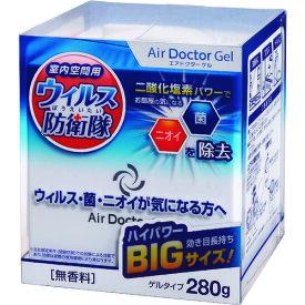 [空間除菌剤](株)小久保工業所 novopin エアドクターゲルBIGサイズ280G K-2384 1個【102-5829】