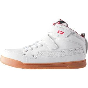 [作業靴](株)バートル バ−トル 作業靴 809−29−245 ホワイト 809-29-245 1足【114-9779】