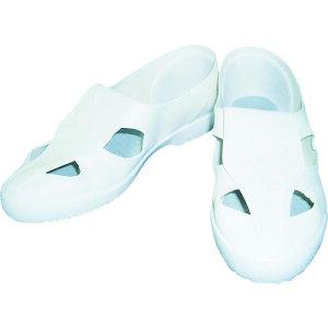 [静電作業靴](株)ミツウマ ミツウマ クリーンシューズ エレクリヤーNo.10−24.0 NO.10-24.0 1足【295-0031】