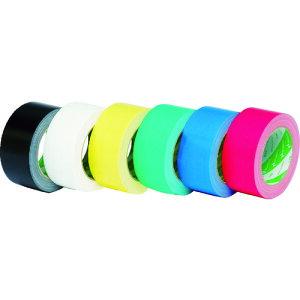 [布粘着テープ(カラー)]ニチバン(株) ニチバン 布粘着テープ121(アカ) 50mmX25m 1211-50 1巻【418-8365】