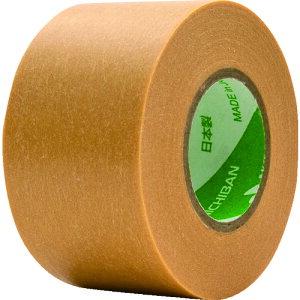 [マスキングテープ(建築塗装用)]ニチバン(株) ニチバン 紙粘着テープ208H−30 30mmX18m(4巻入り) 208H-30 1PK(4巻入)【418-8560】