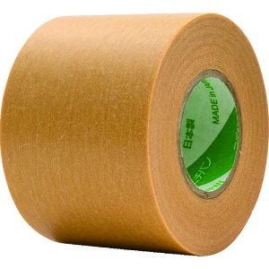 [マスキングテープ(建築塗装用)]ニチバン(株) ニチバン 紙粘着テープ208H−40 40mmX18m(3巻入り) 208H-40 1PK(3巻入)【418-8578】