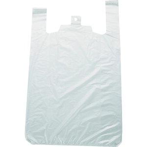 [ゴミ袋]トラスコ中山(株) TRUSCO レジ袋 60/50号 (580X490mm)半透明 100枚入 TRB60-50-TM 1袋【116-2293】