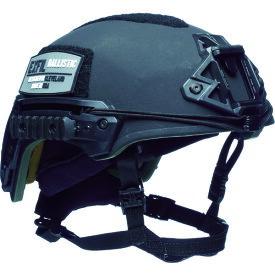 【送料無料】[ミリタリー用ヘルメット]TEAM WENDY社 TEAMWENDY Exfil バリスティックヘルメット ブラック サイズ1 7321SE21 1個【820-2598】【北海道・沖縄送料別途】【smtb-KD】