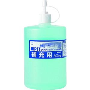 [液体のり](株)トンボ鉛筆 Tombow 液体のりアクアピット補充用 PRWT 1個【856-0028】