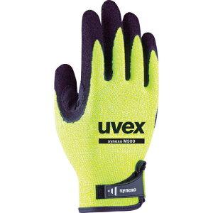 [耐切創手袋(特殊繊維)]UVEX社 UVEX シネッソ M500 サイズ 9 6002269 1双【114-5244】