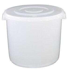 [食品用容器]新輝合成(株) TONBO 漬物シール深20型 ナチュラル 01195 1個【779-1437】