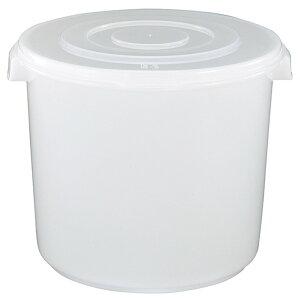 [食品用容器]新輝合成(株) TONBO 漬物シール深15型 ナチュラル 01196 1個【779-1445】