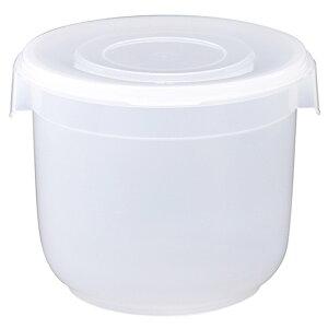 [食品用容器]新輝合成(株) TONBO 漬物シール深10型 ナチュラル 01197 1個【779-1453】