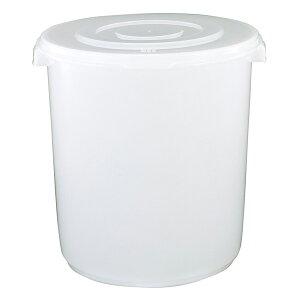 [食品用容器]新輝合成(株) TONBO 漬物シール深25型 ナチュラル 01200 1個【779-1470】
