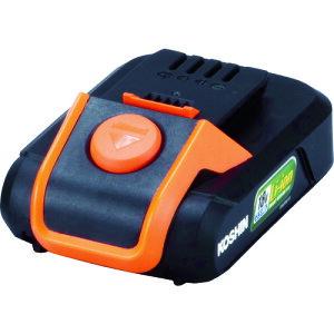 [刈払機オプション・パーツ]工進 スマートシリーズ18V2.5AhバッテリーパックPA-380 1個【114-2262】