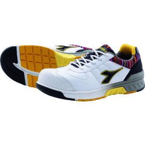 [プロテクティブスニーカー(JSAA A種認定)]ドンケル(株) ディアドラ 安全作業靴 ブルージェイ  27.0cm BJ121270 1足【128-2826】