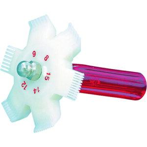 [空調工具用品]アサダ(株) アサダ フィンストレーナ6サイズ Y61171 1個【364-0167】