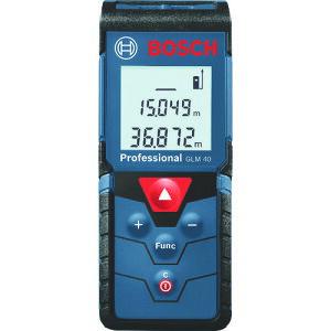 [レーザー距離計]ボッシュ(株) ボッシュ レーザー距離計 測定範囲0.15〜40m GLM40 1台【495-4882】