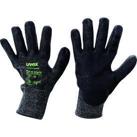 [耐切創手袋(特殊繊維)]UVEX社 UVEX C300 フォーム サイズ 10 6054470 1双【149-3087】