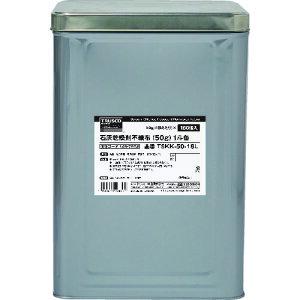 [吸湿乾燥剤]トラスコ中山(株) TRUSCO 石灰乾燥剤 (耐水、耐油包装) 50g 180個入 1斗缶 TSKK-50-18L 1缶【代引不可商品】【法人様方のみのお取扱いとなります】
