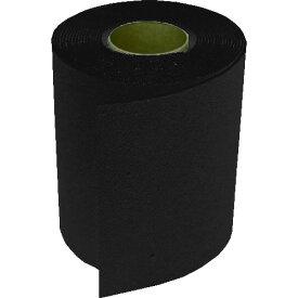 [ロードマーキング]新富士バーナー(株) 新富士 ロードマーキング ライン 黒 (幅170mm×長さ5M) RM-517 1巻【151-9481】