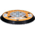 [ダブルアクションエアサンダー用オプションパーツ]コンパクト・ツール(株) コンパクトツール 穴ありレザーパット TLP−D 5X11 茶 28869DLA 1枚【366-3825】