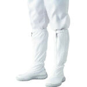 [静電作業靴](株)ガードナー ADCLEAN シューズ・ロングタイプ 25.0cm G7730-1-25.0 1足【361-4531】