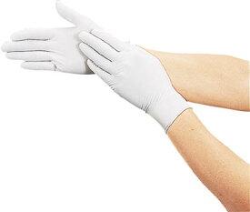 [ニトリルゴム使い捨て手袋]トラスコ中山(株) TRUSCO 使い捨て極薄手袋 100枚入 Mサイズ DPM6981NM 1箱(100枚入)【336-3295】