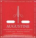 AUGUSTINE(オーガスチン) 「RED SET(レッド:ミディアムテンション)×1セット」 定番クラシックギター弦ブランド 【送料無料】【smtb-KD】...