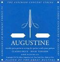 AUGUSTINE(オーガスチン) 「BLUE SET(ブルー:ハイテンション)×1セット」 定番クラシックギター弦ブランド 【送料無…