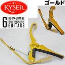 カイザー ゴールド アコースティックギター クイック チェンジ