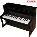 【as】KAWAI(河合楽器製作所)アップライトタイプのカワイのミニピアノ32鍵(ブラック=BLACK)「1151」/トイピアノ KAWAI 1151【キッズ ...