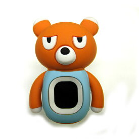aNueNue(アヌエヌエ)U900ウクレレ用クリップチューナー「aNN-U900BT:ベアー(熊)」900 Bear Digital Tuer /ウクレレ専用チューナー/aNNU900BT【送料無料】【smtb-KD】【RCP】:-p2
