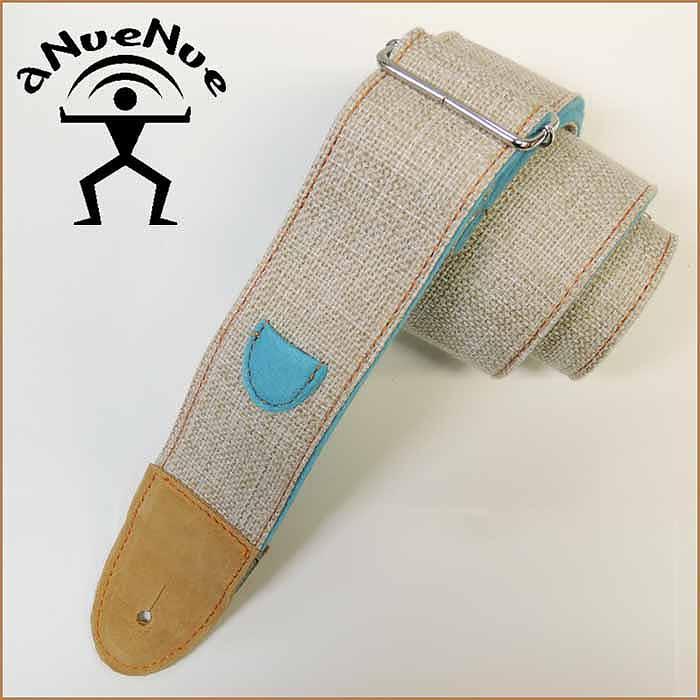 a NUE NUE(アヌエヌエ)Bird Strap ギタートラップ ブルー:BLUE /aNN-BS1(ギター用ストラップ)バードストラップ【送料無料】【smtb-KD】【RCP】